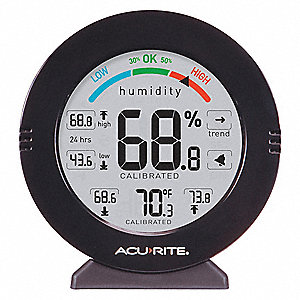 Wireless Weather Station, -4° to 158° Temp  Range (F)