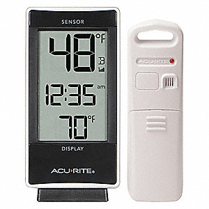 Wireless Thermometer,Digital LCD
