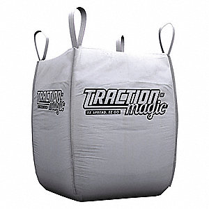Instant Traction Agent, Size: 2000 lb., Package Type: Tote