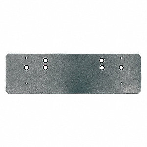 Aluminum Painted Spacer Block for PA Arm, 1 EA