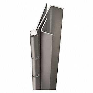 Continuous Barrel Hinges,Stainless Steel