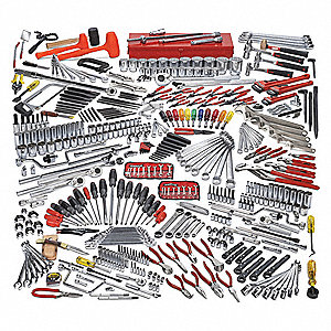 Master Tool Set,General Purpose,453 pcs.