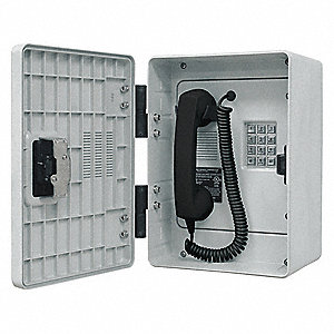 Telephone,Analog,Gray,Surface Mount