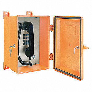 Telephone, Analog, Orange, Surface Mount