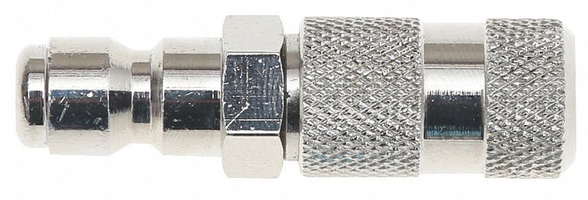 Adj. Spray Nozzle, Nickel Plated Brass