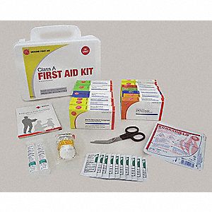 First Aid Kit,25 People Served