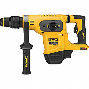 Cordless Rotary Hammer, 60.0 Voltage, 0 to 3100 Blows per Minute, Bare Tool