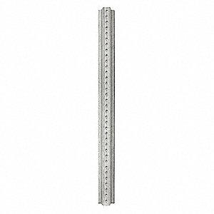 Tapco U Channel Sign Post Breakaway Feature No 36l Steel Silver 53jh66054 00065 Grainger