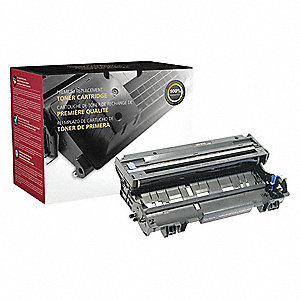 Printer Drum for Brother Printers, Market Indicator Cartridge No.: 03A, Black, 10,000 Max. Page