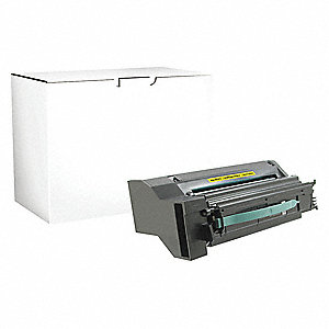 Toner Cartridge,Yellow,Remanufactured