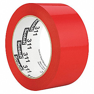 Polypropylene Carton Sealing Tape, Acrylic Adhesive, 48mm X 100m, 36 PK