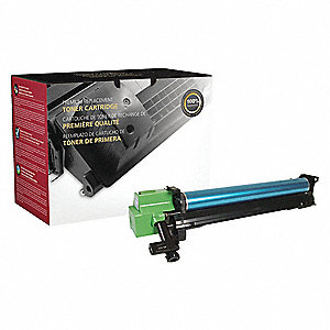 Printer Drum for Sharp Printers, Market Indicator Cartridge No.: 03A, Black, 10,000 Max. Page Yield
