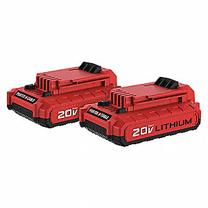 20V MAX™ Battery, 20.0 Voltage, Li-Ion
