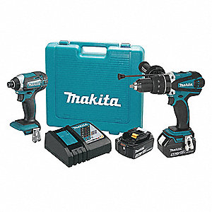 18V LXT(R) Cordless Combination Kit, 18.0 Voltage, Number of Tools 2