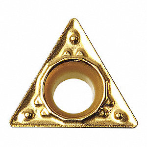 Triangle Turning Insert, TPMT, 322, HQ-CA515