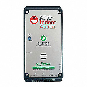 Level Alarm,Audio/Visual/App,10 Watts