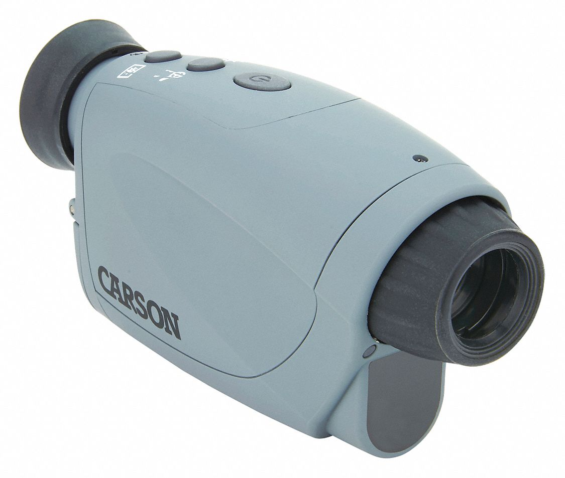 Night Vision Monocular, View 8.5 deg.