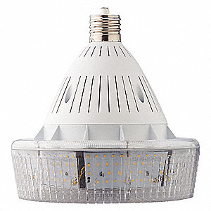 140 Watts LED Lamp, High/Low Bay, Mogul Screw (EX39), 17047 Lumens, 5700K Bulb Color Temp.