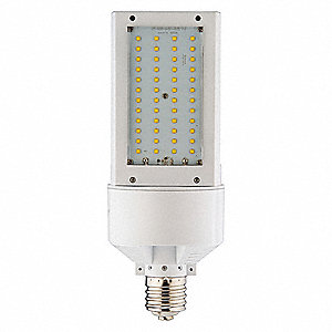 250/320 Watts LED Lamp, Cylindrical, Mogul Screw (E39), 7941 Lumens, 4000K Bulb Color Temp.