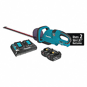 Hedge Trimmer Kit,Double-Sided Blade