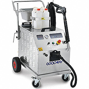 Industrial Steam Cleaner,3 Phase,480VAC