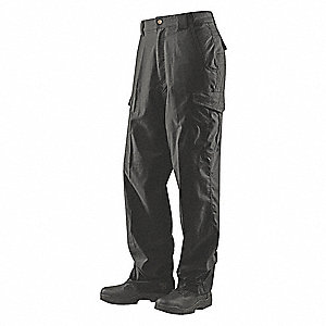 "Mens Tactical Pants,Size 30"",Black"