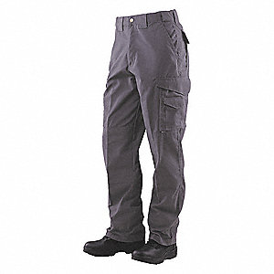 "Men's Tactical Pants. Size: 38"", Fits Waist Size: 37"" to 39"", Inseam: 37"", Charcoal"