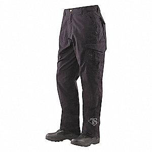"Men's Tactical Pants. Size: 28"", Fits Waist Size: 27"" to 29"", Inseam: 37"", Black"