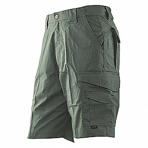 "Tactical Shorts, Size 34"", OD Green"