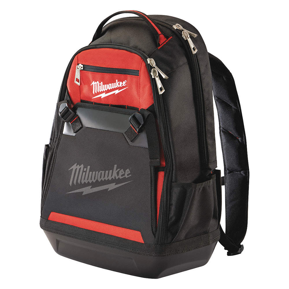 Polyester General Purpose Tool Backpack Number Of Pockets 35 24 1 4 Overall Height