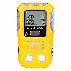 Multi-Gas Detector,Type LEL/O2/CO/H2S