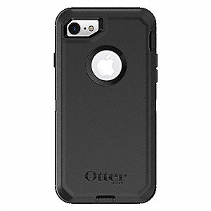 Cell Phone Case, Rubber,  Plastic, Black