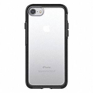 promo code 319cd aac6e OTTERBOX Cell Phone Case, Fits Brand Apple, Black Crystal, Rubber ...