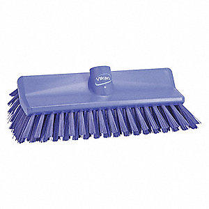 "10-13/32""L Polyester Replacement Brush Head Wall Brush, Not Included"