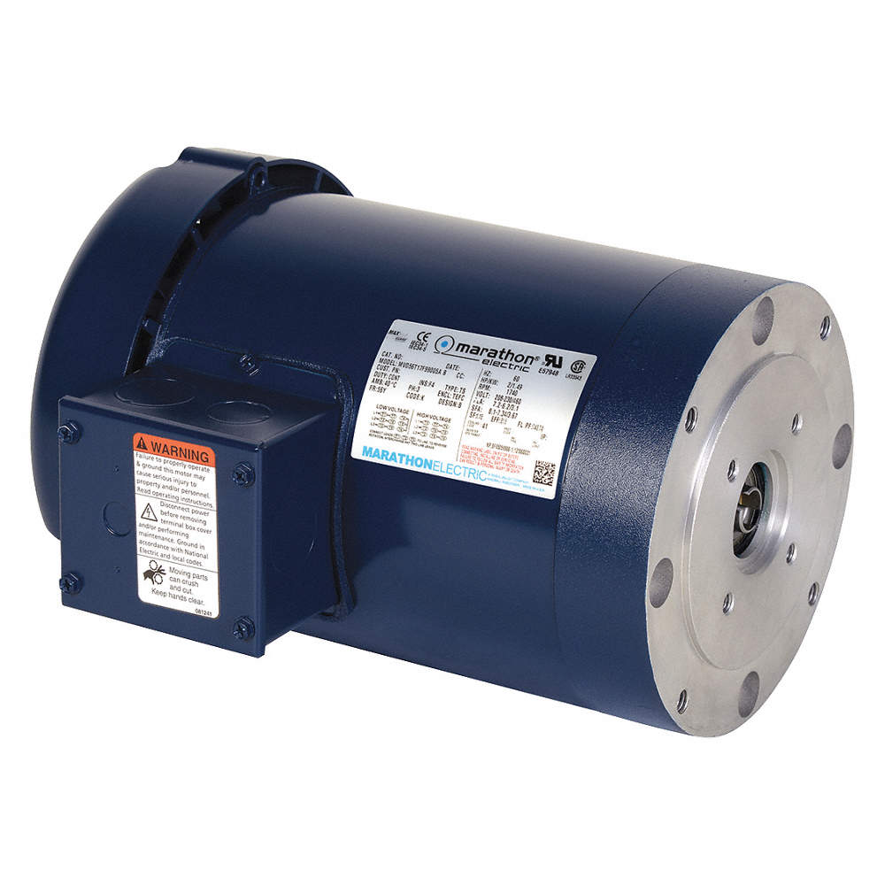 Hydraulic Pump Motor, 20 HP, 3535 rpm