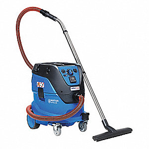 11 gal. Industrial/Commercial 1-13/64 Wet/Dry Vacuum, 7.4 Amps, Standard Filter Type