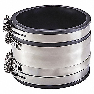 Shielded Repair Coupling,4.3 psi