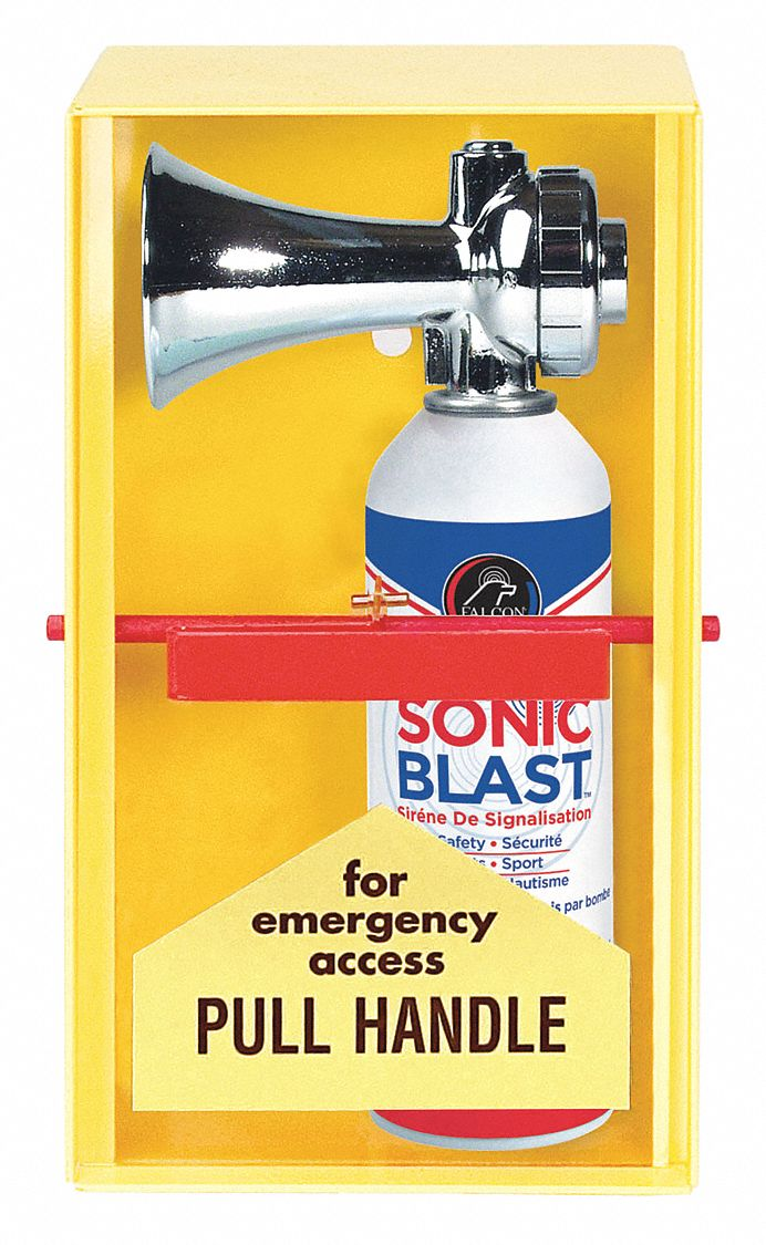 Emergency Alarm Station, Wall Mounting