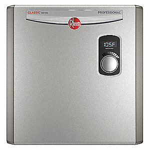 Rheem 208 240v General Purpose Electric Tankless Water