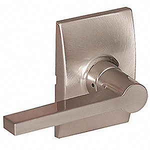 Lever Lockset,Mechanical,Cylindrical