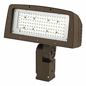 14,700 Lumens General Purpose Floodlight, Bronze, LED Replacement For 400W MH