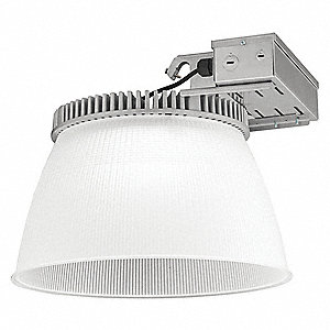 "17-1/4"" x 16-3/8"" x 13-3/8"" LED High Bay with 24,198 Lumens and General Light Distribution"