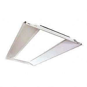 3500K Troffer Fixture Retrofit Kit, 40 Watts