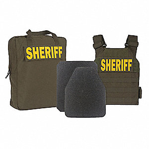 Active Shooter Kit, Level 4, Universal