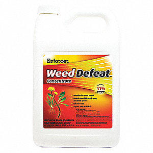 1 gal. Concentrate Grass and Weed Killer; Covers 8 to 10.6 qt. per acre