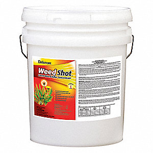 5 gal. Concentrate Grass and Weed Killer; Covers 8 to 10.6 qt. per acre