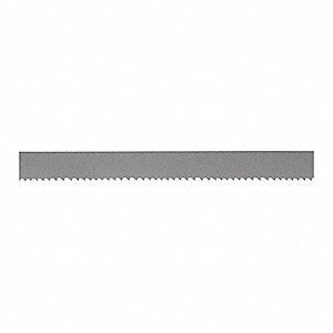 "15 ft. 6"" Steel Production Band Saw Blade, 1-1/4"" Width, 1 EA"
