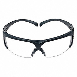 SecureFit Anti-Fog Safety Glasses, Clear Lens Color
