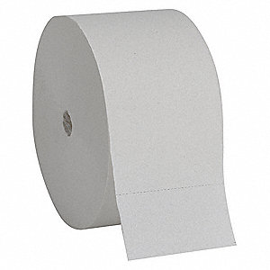 Pacific Blue Ultra™ 2-Ply Coreless Toilet Paper, 573 ft., 24 PK