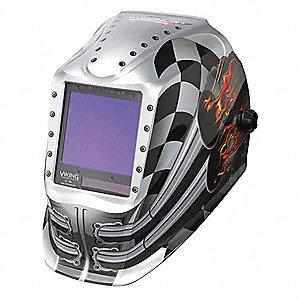 Lincoln Welding Helmet 3350 >> Lincoln Electric 3350 Series Auto Darkening Welding Helmet 5 To 13